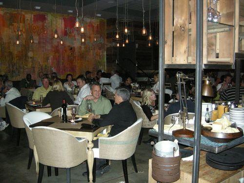 san diego restaurant reviews: cucina urbana - Cucina Urbana
